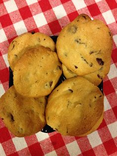 Perfect for tea and coffee. Buttery Chocolate Chip Cookies, Tart, Biscuits, Muffin, Chips, Sweets, Coffee, Breakfast, Desserts