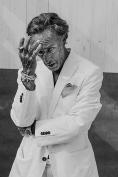 Portraits Gents by Tom Hoops, via Behance
