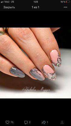 Бббб Tape Nail Art, Gold Nail Art, Stamping Nail Art, Cute Acrylic Nails, Cute Nails, Pretty Nails, Square Nail Designs, Elegant Nail Designs, Fall Nail Art Designs