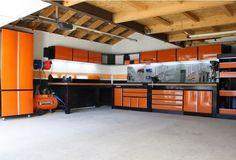 atelier garage orange