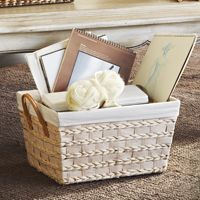 Audrey Rush Storage Basket (Model 5020) @Lucky Clover Trading Company