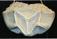 crochet bag | Flickr: Intercambio de fotos