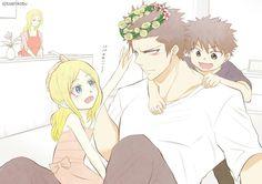 Karasuma & Irina family's