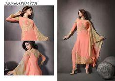 Salwar Pakistani Indian Bollywood Wedding Party Dress Anarkali Designer Kameez…
