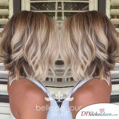 20 Inspiring Blonde Balayage Hair Ideas for 2019 - Style My Hairs Hair Styles 2016, Curly Hair Styles, Brown Blonde Hair, Blonde Honey, Blonde Pixie, Black Hair, Haircut Styles, Great Hair, Fall Hair