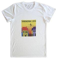 Herren T-Shirt Sandkerwa 2016 - Dein Lieblingsstück aus Bamberg