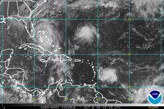 Huracán Matthew se aleja del país – Descontinúan las mayoría de los avisos y alertas de inundaciones