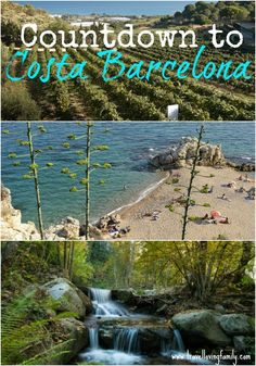 In a couple of days I board a flight to  to discover what the Costa Barcelona…