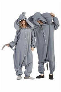 Adult Elephant hoodies - need to find the guy who will wear this with me ha