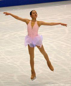 ISU World Figure Skating Championships 2007 Getty Images (1024×1233)