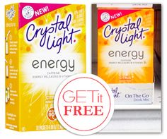 Free Crystal Light On The Go at Dollar Tree!