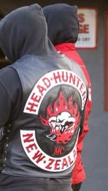 Biker Clubs, Motorcycle Clubs, Motorcycle Jacket, Head Hunter, Mongrel, Cut And Color, Bikers, Hunters, Detroit