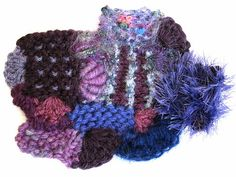 PrudenceMapstone2007-07 | for more freeform knit and crochet… | Flickr