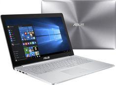 """ASUS ZENBOOK Pro UX501VW on tinkimättömällä viimeistelyllä ja suorituskyvyllä varustettu 15,6"""" huippukannettava. 4K IPS-mattapaneeli, Intel Core i7-6700HQ -suoritin, GeForce GTX 960M -näytönohjain, 8 Gt keskusmuisti ja 256 Gt SSD-asema."""