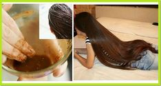 Incredible Recipe For Fast Hair Growth, Smooth Hair and Healthy Hair