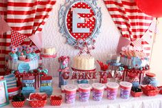 Carnival Birthday Party!!