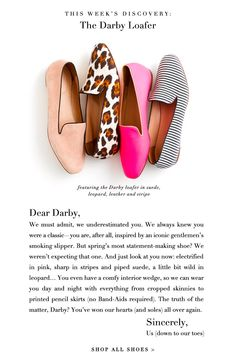 The Darby Loafer | JCrew.com