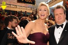 VIP Seats on the 68th Emmy Awards Red Carpet celebrities A-list stars