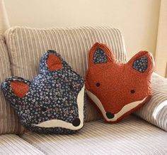 My favourite things: foxes