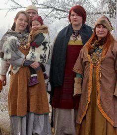 Der Ulve Klan zeigt Euch ein Wikinger Lager, wie es um das Jahr 1000 nach chr. gewesen sein könnte