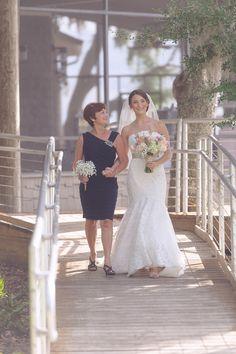 Walkers Landing at Amelia Island Plantation Wedding  Read more - http://www.stylemepretty.com/florida-weddings/amelia-island/2014/03/12/walkers-landing-at-amelia-island-plantation-wedding/