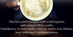Vedeli ste, že káva je pre mnoho ľudí žijúcim moderným životom najvýznamnejším zdrojom antioxidantov v ich strave?  Nie preto, že by bola extra bohatým zdrojom, ale kvôli nízkej kvalite a nižšiemu množstvu konzumovaných výživnejších potravín (koreniny, ovocie, zelenina, vajcia, atď)  Koľko kofeínu káva obsahuje? Ako ovplyvňuje naše telo? Aké toxické látky v nej môžete nájsť?  Toto všetko a omnoho viac sa dozviete v rozsiahlom článku Tommy Povajeana o káve.  Odporúčam pre všetkých…