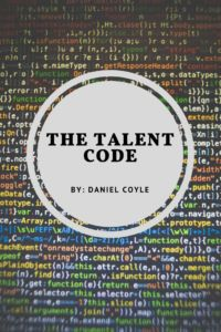 The Talent Code by Daniel Coyle.  An inspirational book for anyone teaching or learning.