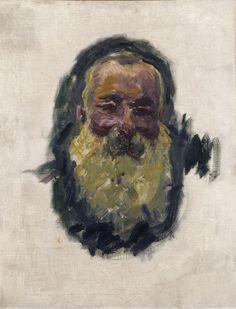 Portrait de l'artiste, 1917 olio su tela, 70,5x55 cm Parigi, Musée d'Orsay
