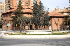 BPE Huesca: exterior