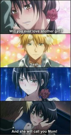 Maid Sama will always warm your heart