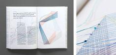 """Traumgedanken"" a stitched book about dreams by Maria Fischer"