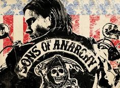 This show is the motorcycle version of The Sopranos. Not for everyone, but for some reason I am hooked.