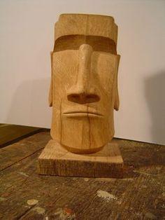 Wood Carving Face - Easter - DSC06033.JPG (1200×1600)