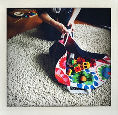 My favorite toy sack! So easy to make