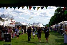 Southern Vermont Craft Fair  Manchester Vt