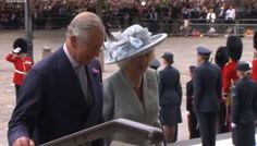 """Royal Central on Twitter: """"The Prince of Wales and Duchess of Cornwall have also arrived #Queenat90"""
