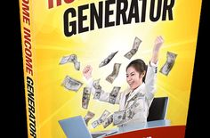 Home Income Generator Review http://flreviews.com/home-income-generator-review/ Home Income Generator (HIG) is a series of 7 training modules everything from how to find a killer idea, what to sell, what are the hot products on the market to getting sales, generate passive income and become a successful online