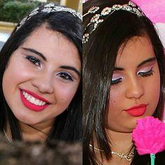 Mais um belo trabalho realizado!Maquiagem para festa de 15 anos  @amandaoliveira_santos_26  Obrigada pela oportunidade!  #maquiagem #mua #makeup #maquillage #cutcrease #maquiagemrosa #rosa #pinkmakeup #pink #debutante #15anos #15yearsold #festa #party #ensaio15anos #ensaiodebutante
