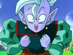 Supreme Kai is so cute her!