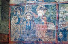 gotyckie malarstwo scienne w polsce - Szukaj w Google