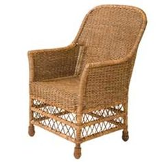Rooms & Gardens offers unique custom furniture, home decor and interior design services. Wicker Dining Chairs, Rattan Furniture, Living Room Chairs, Custom Furniture, Garden Furniture, Furniture Design, Outdoor Furniture, Lounge Chairs, Cane Sofa