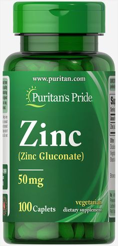 Zinc 50 mg 100 Caplets   Zinc Supplements   Puritan's Pride Liver Disease Diet, Best Coffee Table Books, Zinc Supplements, Gluten Free Brands, Zinc Deficiency, Types Of Diets