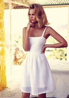 Summer dress... Cute! #fashion #beautiful #pretty Please follow / repin my pinterest. Also visit my blog http://fashionblogdirect.blogspot.com/