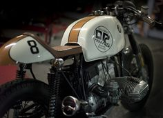 """motographite: BMW R80 '83 """"THE JOKER"""" by KEVILS SPEED SHOP"""