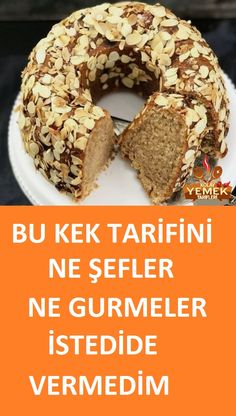 sağlıklı yemekler – The Most Practical and Easy Recipes Köstliche Desserts, Delicious Desserts, Dessert Recipes, Yummy Food, Tahini, Bread Art, Turkish Recipes, Bagel, Cookie Recipes