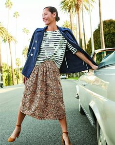 Love stripes but in need of fresh inspiration? Never fear, J.Crew is here to help!