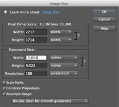 Five things you need to know about cropping   Macworld  Good info
