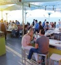 OpenTable 2015 Top 100 Al Fresco Dining Restaurants in America | George's Ocean Terrace in La Jolla, CA
