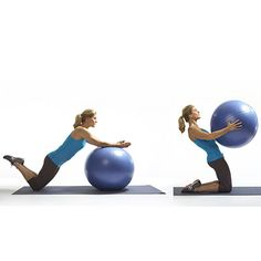 Mix up your workout with challenging new moves that burn fat, tone your muscles, and shake up your routine.   Health.com