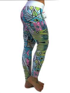 Camboriú – Picasso leggings
